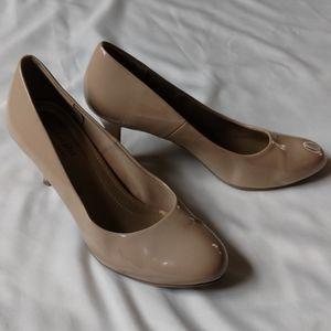 Comfort plus heels.